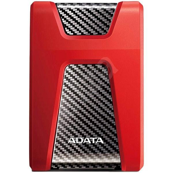 "ADATA HD650 HDD 2,5"" 1 TB červený - Externý disk"