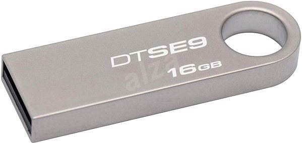 Kingston DataTraveler SE9 16 GB - USB kľúč