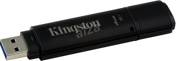 Kingston DataTraveler 4000 G2 Managed 4GB - USB kľúč