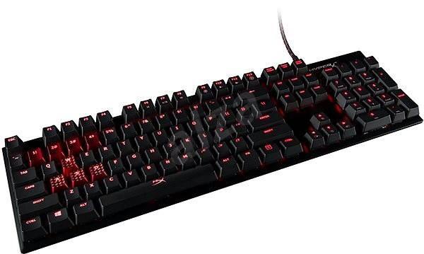 HyperX Alloy FPS Red Mechanical Gaming Keyboard - Herná klávesnica
