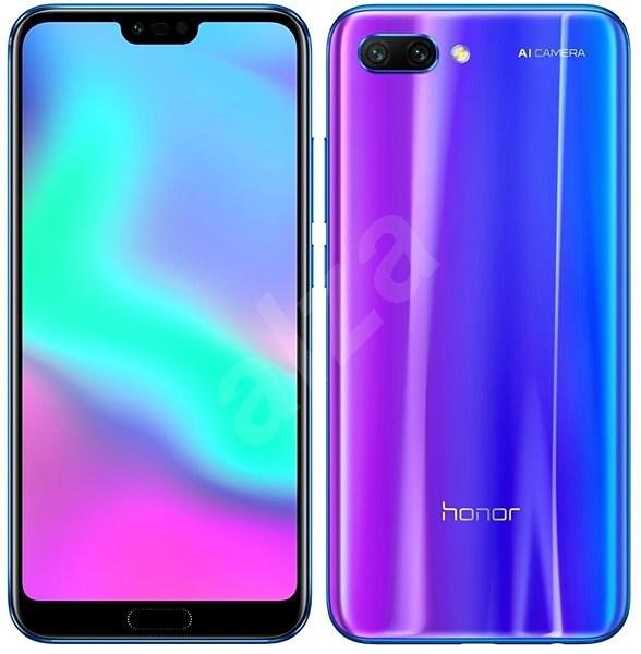 Honor 10 64GB Modrý - Mobilný telefón