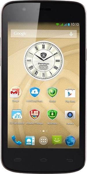 Prestigio MultiPhone 5453 DUO čierny - Mobilný telefón