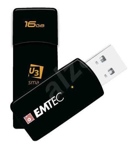 Flash disk EMTEC M400 U3 FlashDrive 16GB - USB kľúč