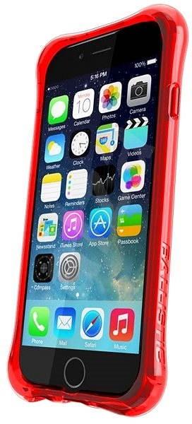 Ballistic Jewel iPhone 6   6S Solid červené - Puzdro na mobil  cbcf3e14149