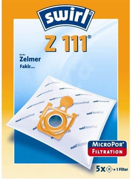 SWIRL Z111/5 MicroPor - Vrecká do vysávača