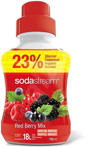 SodaStream Lesné plody - Príchuť