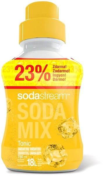 SodaStream Tonic - Príchuť