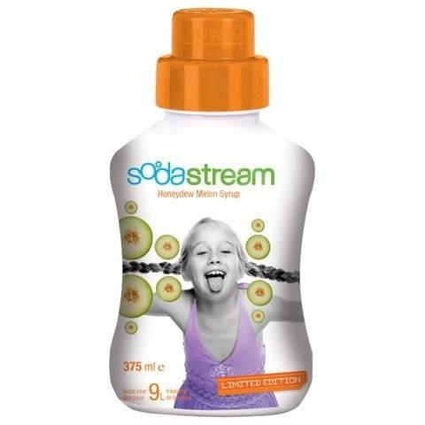 SodaStream medový meloun Honeydew Melon Limited Edition PROMO - Príchuť