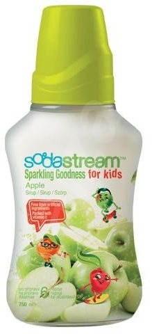 SodaStream Goodness - Kids Jablko 750 ml - Príchuť
