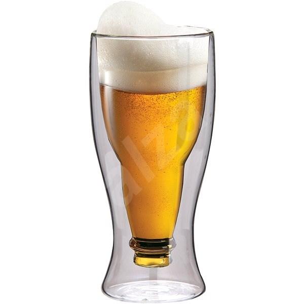 MAXX Beer Big one 500ml termo pohár - Pohár na pivo
