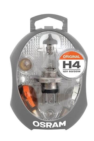 OSRAM náhradná sada H4/12V - Sada žiaroviek do auta