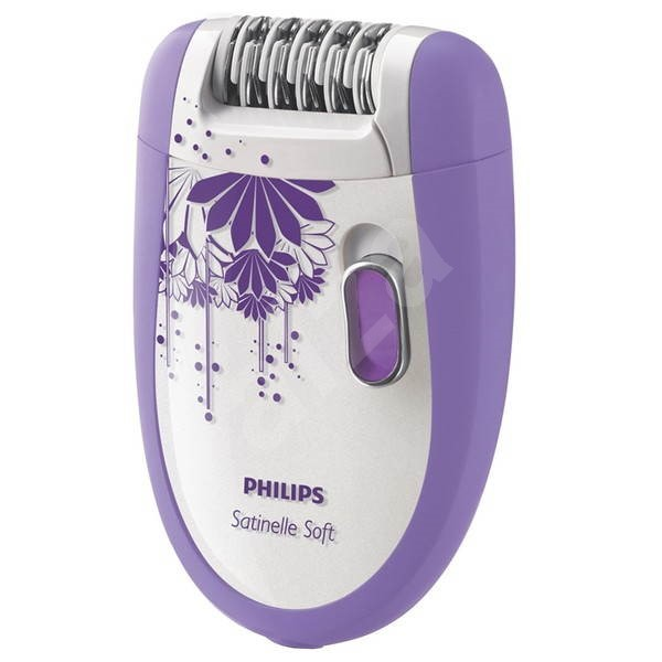 Philips HP6609 01 Satinelle Soft - Epilátor  3e5e41d2b2