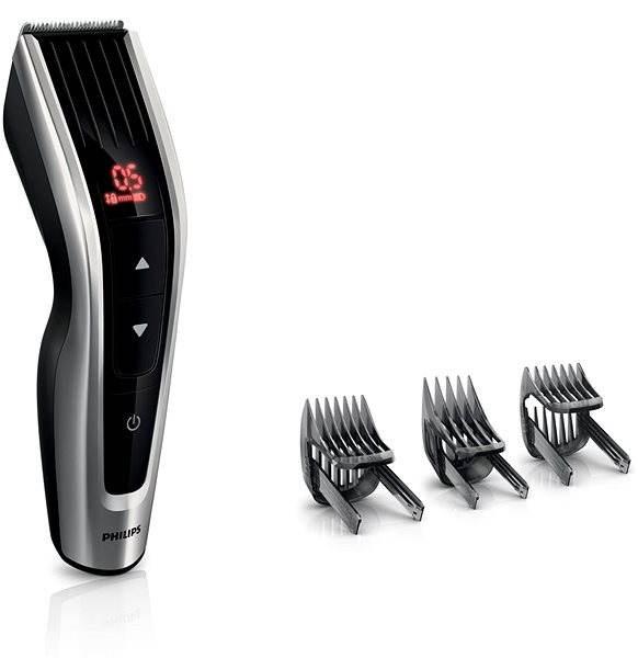 Philips HC7460/15 - Strojček na vlasy