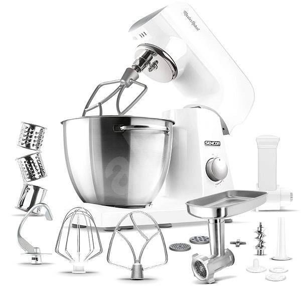 Sencor STM Pastels 40WH biely - Kuchynský robot