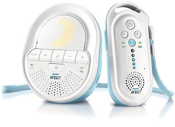 1b72e4bfc Philips AVENT SCD505/00 Dect baby monitor - Detská pestúnka | Alza.sk