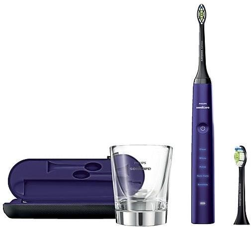 Philips Sonicare DiamondClean Amethyst HX9372/04 - Elektrická zubná kefka