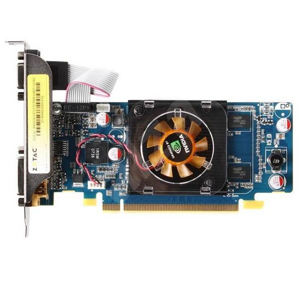 ZOTAC GeForce 8400GS 512MB DDR2 Standard Edition - Grafická karta