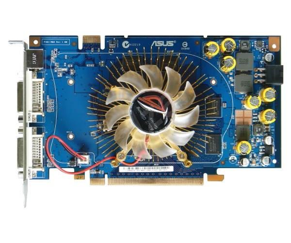 ASUS EN8600GTS/ HTDP 256MB DDR3 - Grafická karta