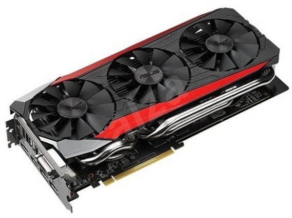 ASUS STRIX R9 FURY 4G Gaming - Grafická karta