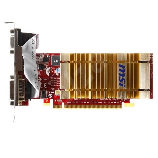 MSI VN210-MD512H - Grafická karta