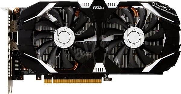 MSI GTX 1060 3GT OC - Grafická karta