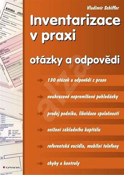 Inventarizace v praxi - Vladimír Schiffer