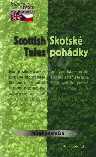 Skotské pohádky / Scottish Tales - Elizabeth Grierson