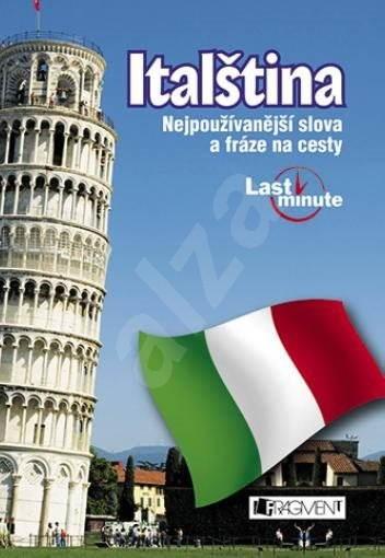 Italština last minute - Renata Skoupá