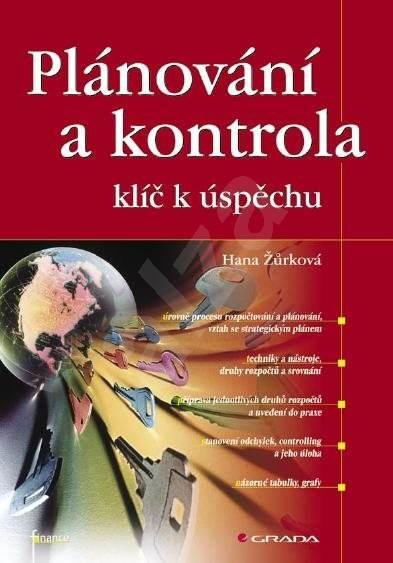 Plánování a kontrola - Hana Žůrková