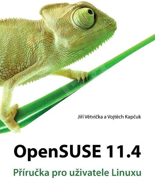 OpenSUSE 11.4 - Jiří Větvička