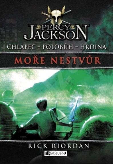 Percy Jackson – Moře nestvůr - Rick Riordan