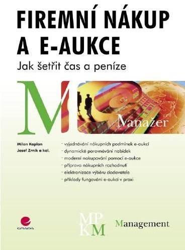 Firemní nákup a e-aukce - Josef Zrník