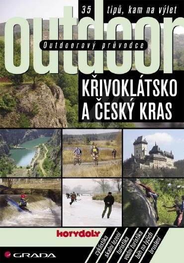 Outdoorový průvodce - Křivoklátsko a Český kras - Jakub Turek
