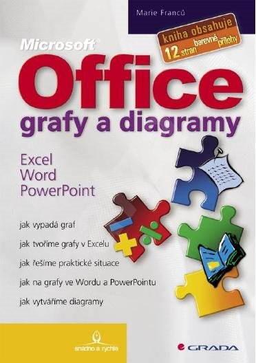 Office - grafy a diagramy - Marie Franců