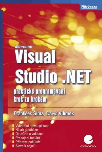 Visual Studio .NET - František Šíma
