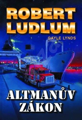 Altmanův zákon - Robert Ludlum