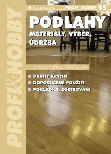 Podlahy - Gisela Růžičková