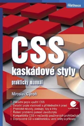 CSS - kaskádové styly - Miroslav Cyroň