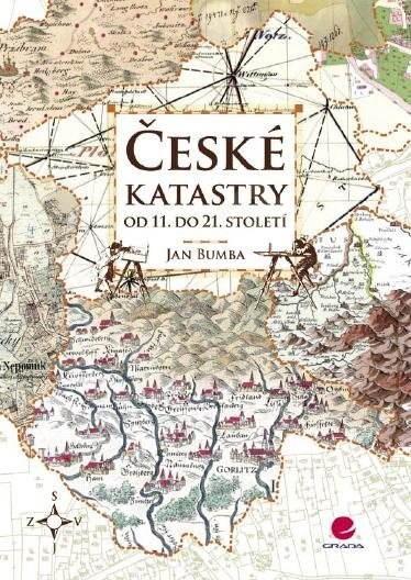 České katastry od 11. do 21. století - Jan Bumba