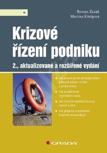 Krizové řízení podniku - Roman Zuzák