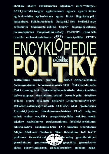 Encyklopedie politiky - Karel Žaloudek
