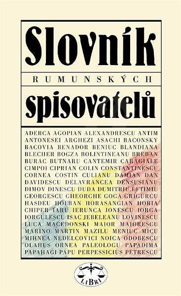 Slovník rumunských spisovatelů - Libuše Valentová