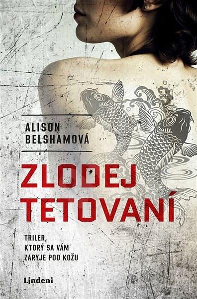 Zlodej tetovaní (SK) - Alison Belshamová