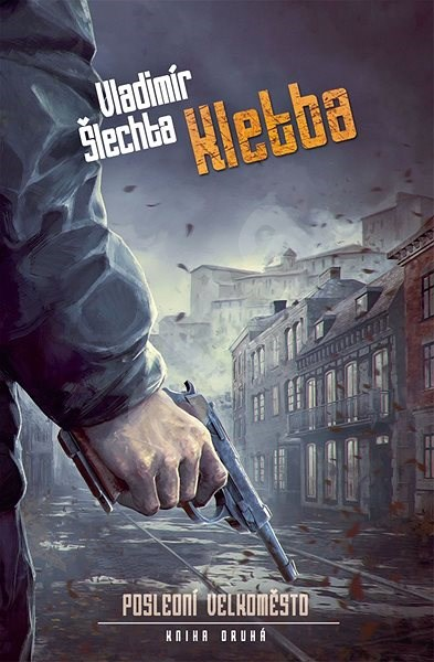 Kletba - Vladimír Šlechta