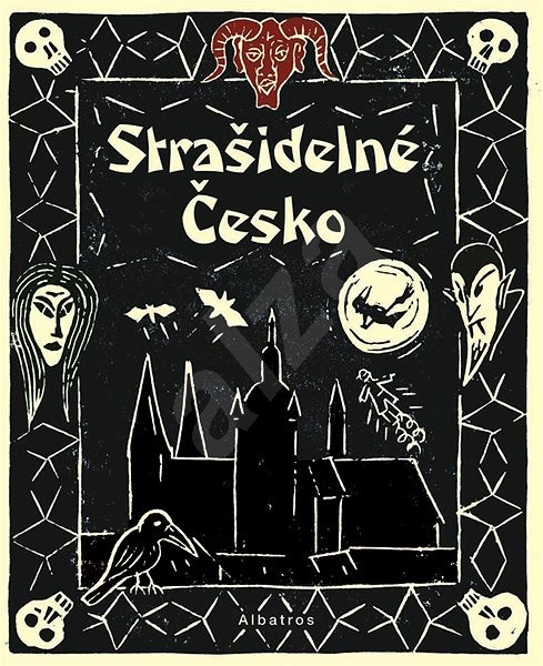 Strašidelné Česko - Nikola Staňková