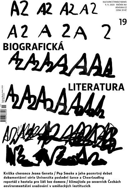 A2 kulturní čtrnáctideník 19/2020 - Biografická literatura - Kolektív autorov