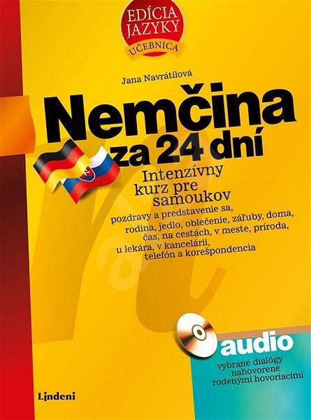 Nemčina za 24 dní - Jana Navrátilová