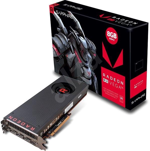 SAPPHIRE Radeon RX Vega 56 8 GB HBM2 - Grafická karta