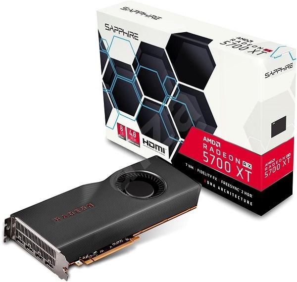 Sapphire Radeon RX 5700XT 8G DDR6 - Grafická karta