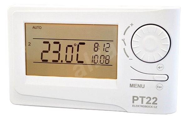 Elektrobock PT22 - Termostat